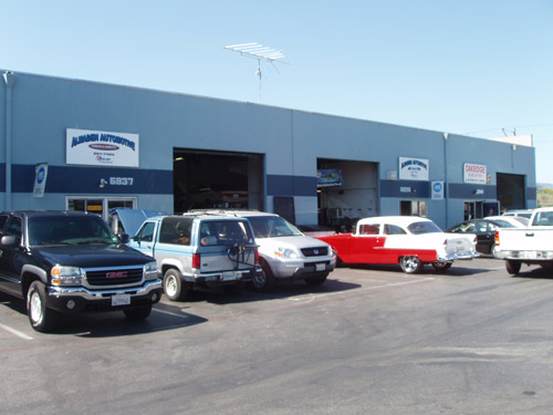 Almaden Automotive